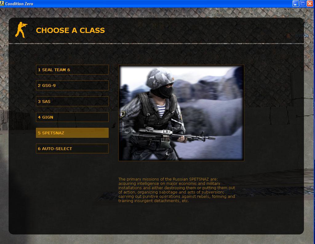 Counter Strike Condition Zero Kis Edition