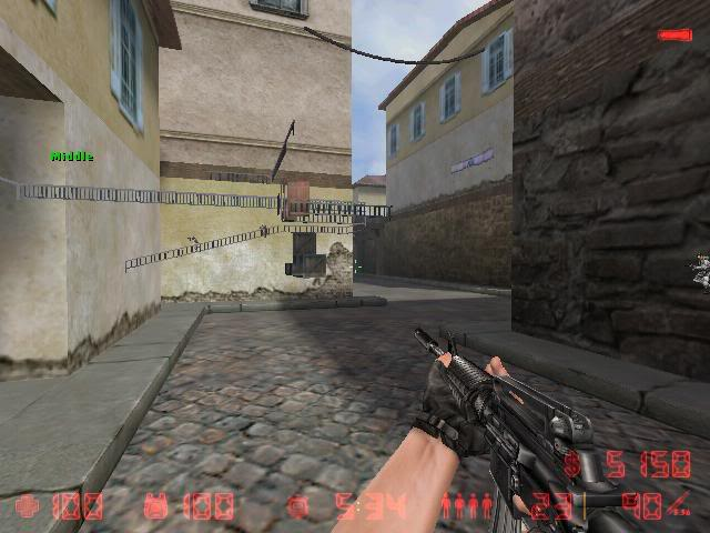 Hack wall cs 1.6