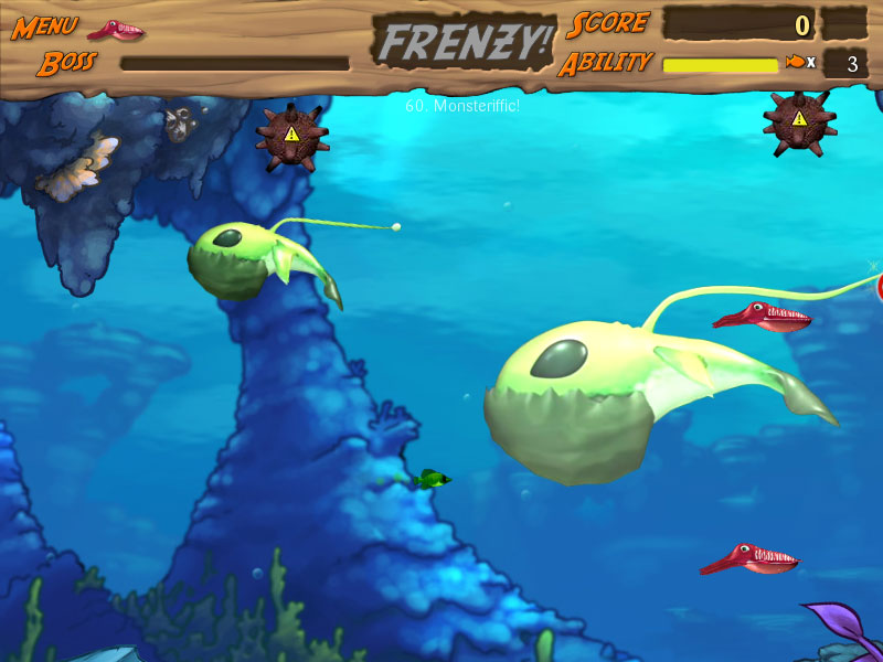 Fish frenzy 3 full crack   Free Download PC Game and