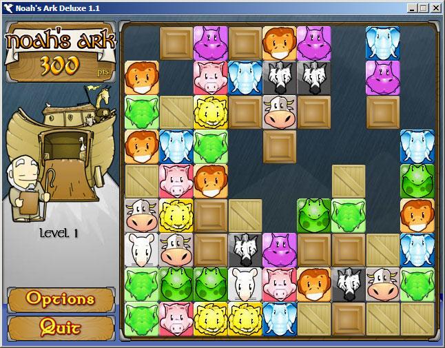 noahs ark game popcap online