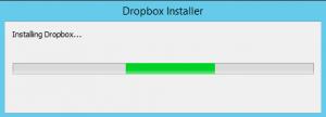 Cài đặt Dropbox hoàn toàn tự động